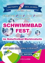 Schwimmbad Fest