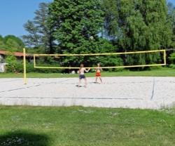 Beach-Volleyball-Feld